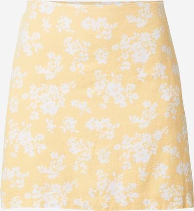 Abercrombie & Fitch Rock in creme / gelb, Produktansicht