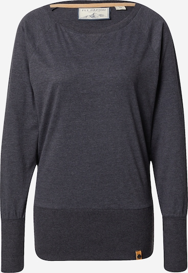 Fli Papigu Тениска 'Shed your Pain' в антрацитно черно, Преглед на продукта