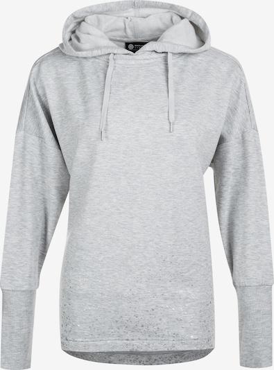 Athlecia Sweatshirt 'Nodia' in grau, Produktansicht
