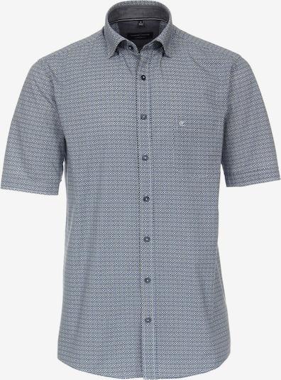 Venti Kurzarm Freizeithemd in blau, Produktansicht