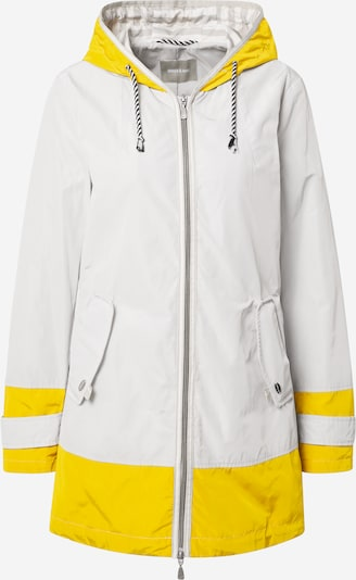 Amber & June Between-season jacket in Yellow / White, Item view