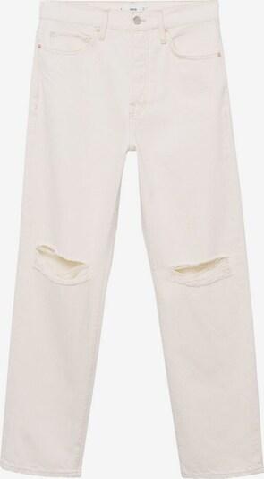MANGO Jeans in white denim, Produktansicht