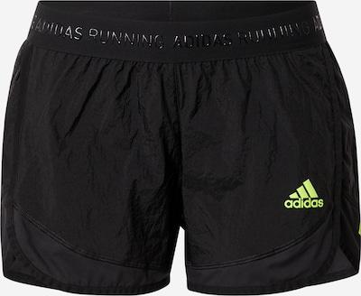 """ADIDAS PERFORMANCE Pantalon de sport 'ULTRA SHORT W 4""""' en noir, Vue avec produit"""