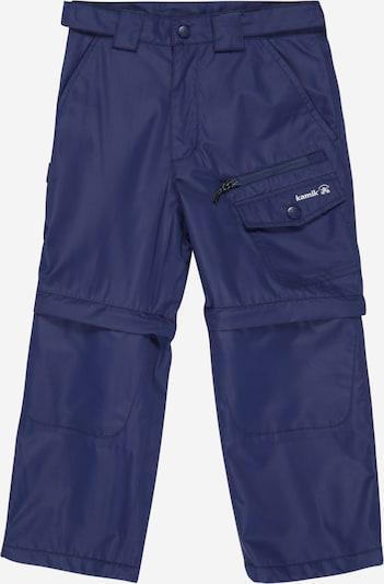 Kamik Outdoorové nohavice 'SLAYER' - tmavomodrá / biela, Produkt