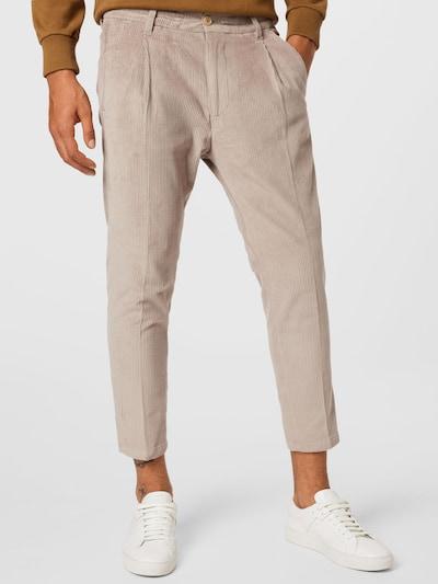 DRYKORN Plisované nohavice 'CHASY' - kapučíno, Model/-ka