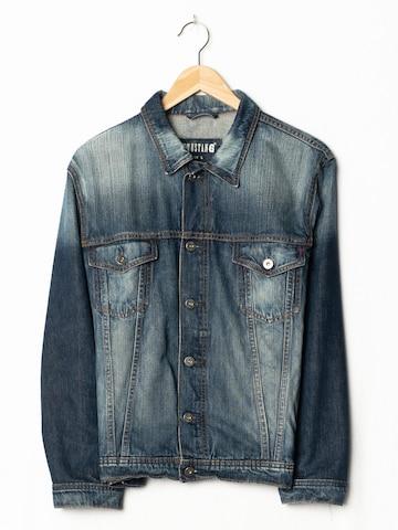 MUSTANG Jacket & Coat in M in Blue