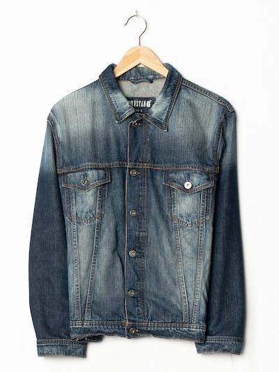 MUSTANG Jeansjacke in M in blue denim, Produktansicht
