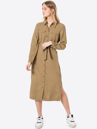 ONLY Kleid 'NEW ARIS' in beige, Modelansicht