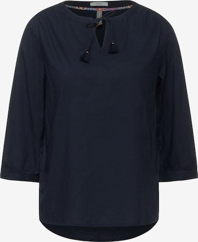 CECIL Bluse in dunkelblau, Produktansicht