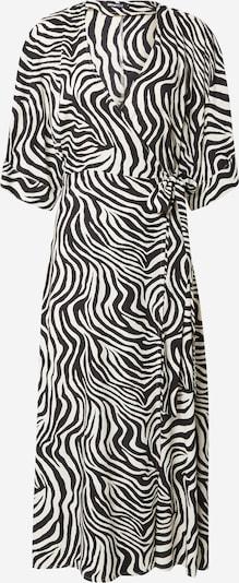 Gina Tricot Robe 'Dolly' en noir / blanc, Vue avec produit