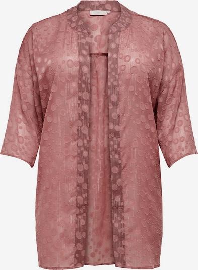 ONLY Carmakoma Kimono en violet, Vue avec produit