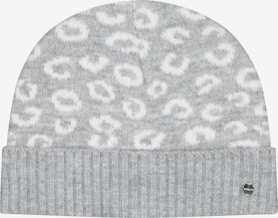 CODELLO Mütze in grau / weiß, Produktansicht