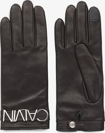 Calvin Klein Fingerhandschuhe in schwarz, Produktansicht
