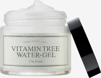 I´m from Creme 'Vitamin Tree Water-Gel' in weiß, Produktansicht