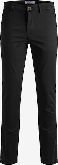 JACK & JONES Pantalon chino 'MARCO' en noir, Vue avec produit