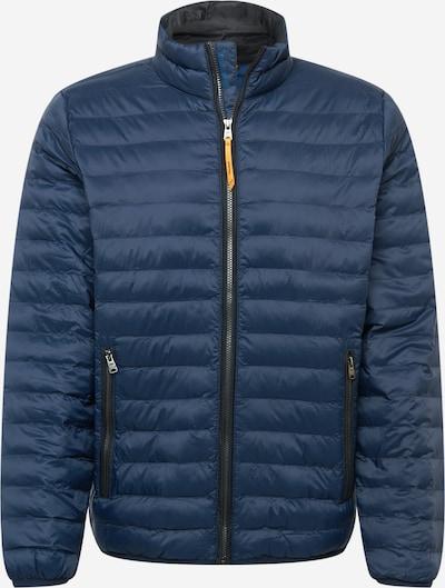 TIMBERLAND Veste mi-saison 'Axis Peak' en bleu marine / orange clair, Vue avec produit
