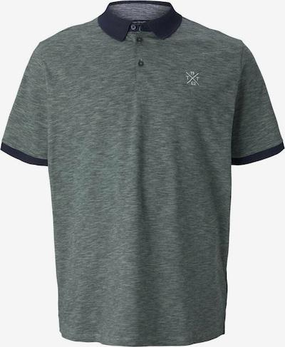 TOM TAILOR Men + Shirt in taubenblau, Produktansicht
