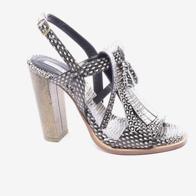 Dries Van Noten Sandals & High-Heeled Sandals in 36 in Beige / Black, Item view