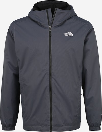 THE NORTH FACE Outdoorjas 'Quest' in de kleur Donkergrijs, Productweergave