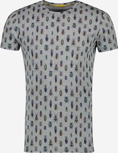 NEW IN TOWN Print-Shirt in grau / mischfarben, Produktansicht