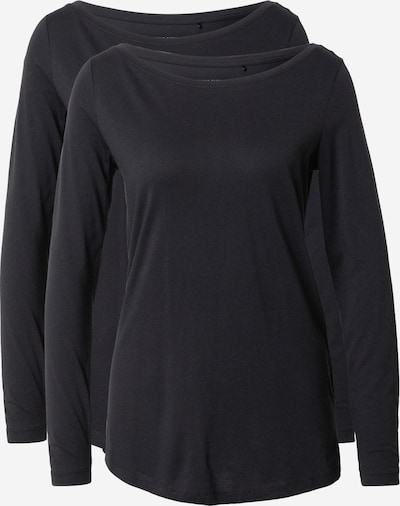 ESPRIT T-shirt i svart, Produktvy