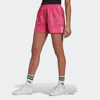ADIDAS ORIGINALS Shorts ' Fakten ' in pink, Modelansicht