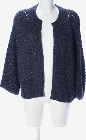 8pm Sweater & Cardigan in M in Blue
