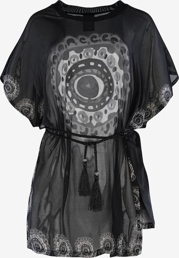 bugatti Strandkleid ' Tropic Dark ' in schwarz, Produktansicht