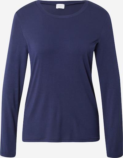 Tricou 'Elin' Mey pe albastru marin, Vizualizare produs