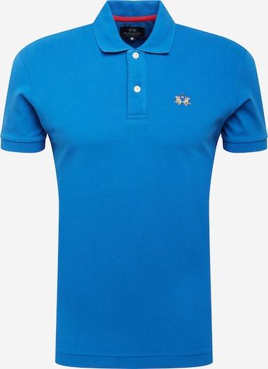 La Martina Poloshirt in dunkelblau, Produktansicht