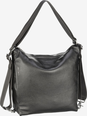 MANDARINA DUCK Handtasche ' Mellow Lux  ' in Schwarz