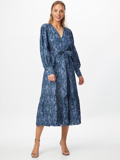 IVY & OAK Kleid in blau / dunkelblau, Modelansicht