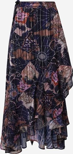 SCOTCH & SODA Rok in de kleur Chamois / Lavendel / Donkerlila / Rood / Wit, Productweergave