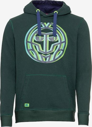 BIDI BADU Sportsweatshirt 'Lomar' in dunkelgrün, Produktansicht