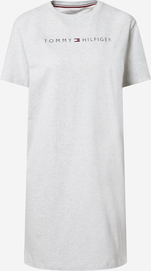 Tommy Hilfiger Underwear Spavaćica košulja u tamno plava / svijetlosiva / crvena / bijela, Pregled proizvoda