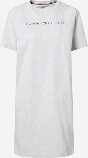 Tommy Hilfiger Underwear Spalna srajca | temno modra / svetlo siva / rdeča / bela barva, Prikaz izdelka
