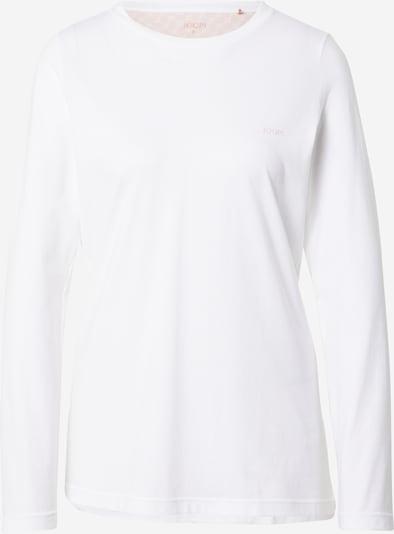 JOOP! Bodywear Chemise de nuit en blanc, Vue avec produit