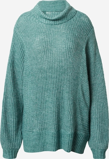 American Eagle Oversized sweater in mottled green, Item view