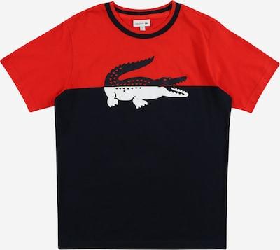 LACOSTE Koszulka w kolorze granatowy / czerwony / białym, Podgląd produktu