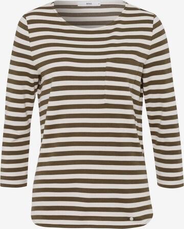 BRAX Shirt 'Bonnie' in Grün