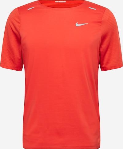 NIKE Funkčné tričko - krvavo červená / biela, Produkt