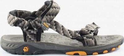 JACK WOLFSKIN Komfort-Sandalen in 40 in schwarz, Produktansicht