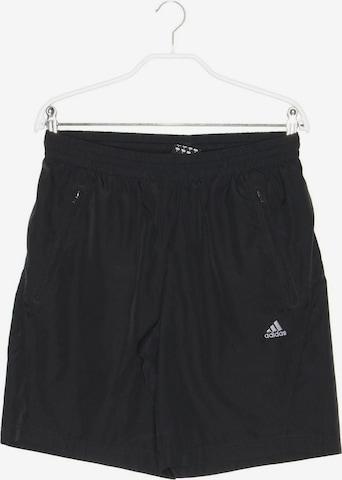 ADIDAS Sport-Shorts in 31-32 in Schwarz