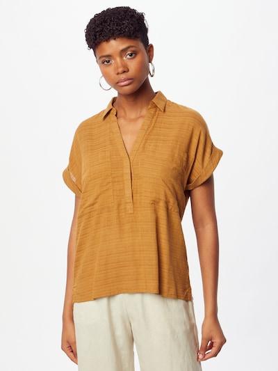 Bluză ESPRIT pe maro cămilă, Vizualizare model