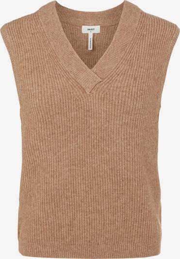 OBJECT Adīta veste 'Malena', krāsa - gaiši brūns, Preces skats