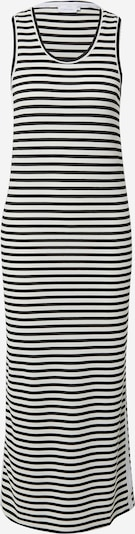 Calvin Klein Robe en noir / blanc, Vue avec produit