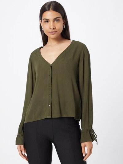 ABOUT YOU Bluse 'Nena' in grün, Modelansicht