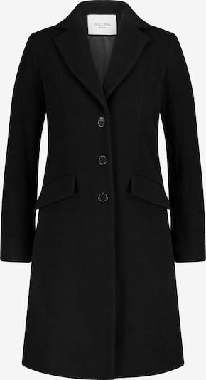 Nicowa Wintermantel in schwarz, Produktansicht