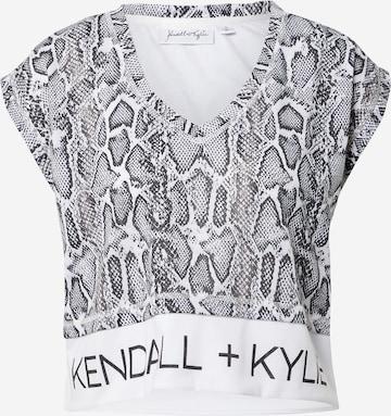 KENDALL + KYLIE Shirt - Čierna