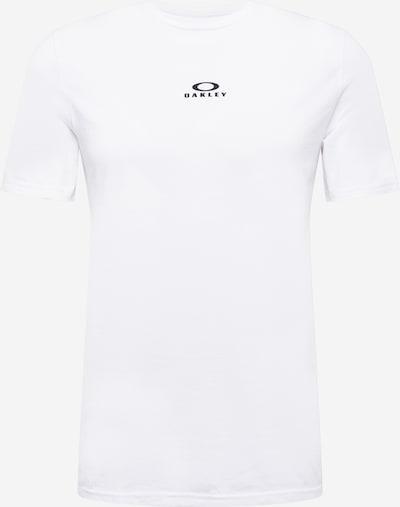 OAKLEY Funkčné tričko 'BARK' - čierna / biela, Produkt
